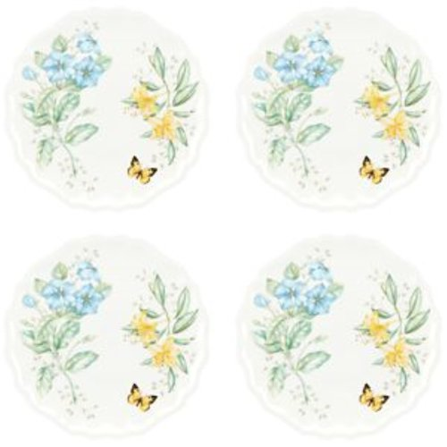 레녹스 Butterfly Meadow Melamine Dinner Plate 4개
