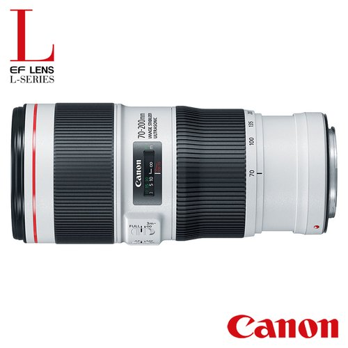 [정품] EF 70-200mm F4L IS II USM + 포켓융
