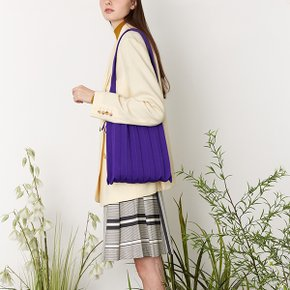 [9/21~10/10 10% 파격적립]Lucky Pleats Knit M Ultra Violet