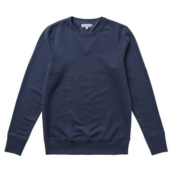 346 CREW-NECK SWEATSHIRT NAVY