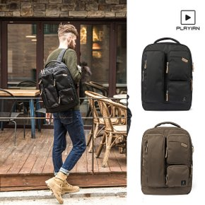 NOTABLE BACKPACK_노터블 백팩 2종 택1