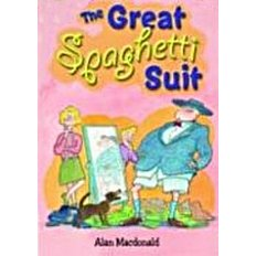 The Great Spaghetti Suit (Hardcover)