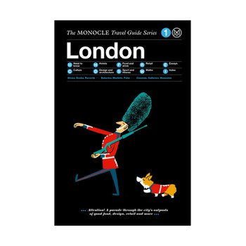Monocle Travel Guide London 1