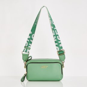스트레치엔젤스[파니니백]PANINI metal logo solid bag(Mint)(SUMR01911)