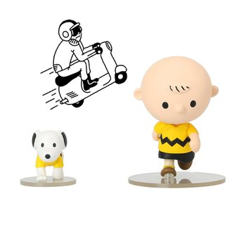 PEANUTS SERIES 11 CHARLIE BROWN & SNOOPY