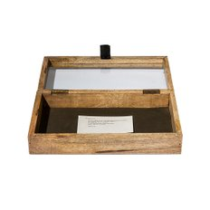 WOODEN DISPLAY BOX Small