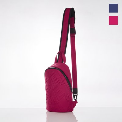 [N.E.O] SA roundy sling-bag (2color)