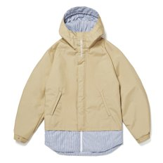KARRIMOR QUILTING MIX MOUNTAIN JACKET BEIGE