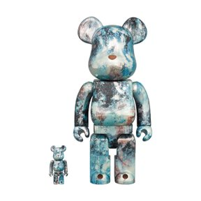 400%+100% BEARBRICK PUSHEAD 5