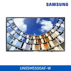 Full HD TV [UN55M5500AF-W] 벽걸이형