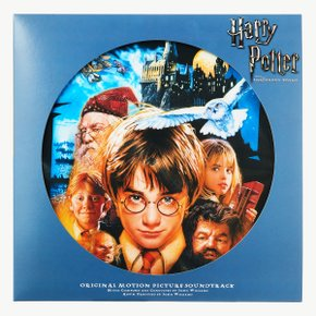 [USED VINYL] Harry Potter I-V Music From the Motion Picture (10LP)