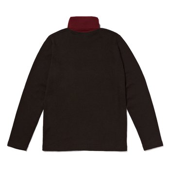 2 COLOR TURTLE NECK 브라운