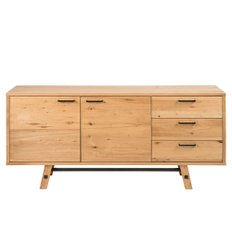 Stockholm Sideboard 2 doors and 3 drawers