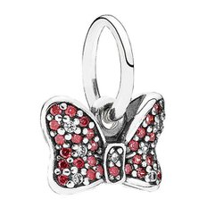 판도라  Disney Minnies Sparkling Bow 791556CZR