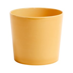 Botanical Family Pot L Warm Yellow