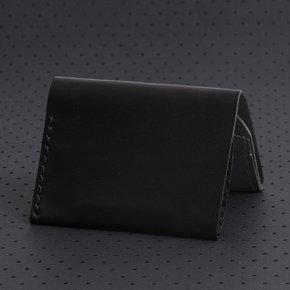 [에스라아서]No.4 Wallet - Jet Black