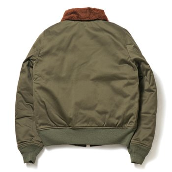 B-15 w/ Talon Zipper OLIVE