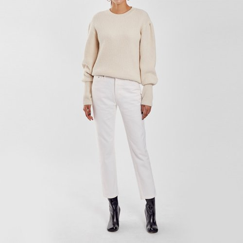 / -3KG WHITE DENIM