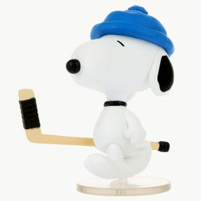 PEANUTS SERIES6 HOCKEY PLAYER SNOOPY