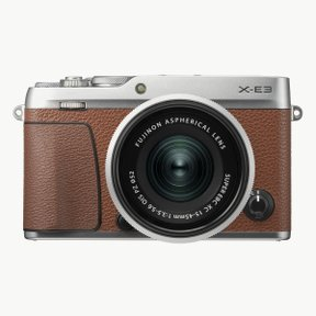 X-E3 XC15-45mmF3.5-5.6 OIS PZ BROWN