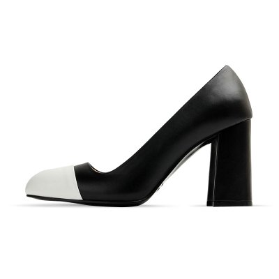 [단독콜라보]Pumps_Isis R1712_Black_7/8/9cm
