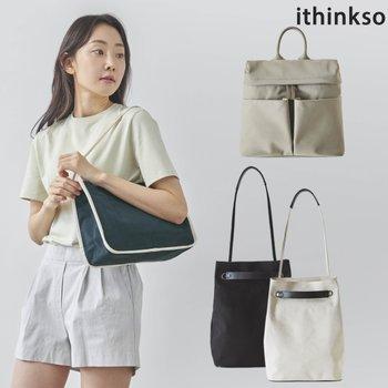 [ithinkso(아이띵소)][아이띵소] 여름맞이 데일리백 최대 30%off