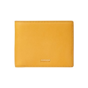 로우로우 R WALLET 300 LEATHER MUSTARD