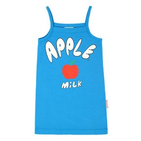 Apple milk tank top jersey dress (BP0228473)