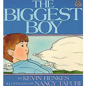 The Biggest Boy (Paperback)   - Mulberry Books