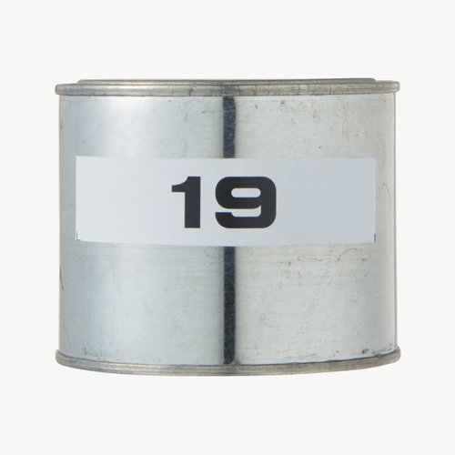 EMERGENCY CANNED CANDLE 19
