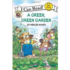 A Green, Green Garden : My First I Can Read (Paperback)