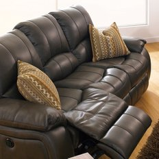 E470-119 Recliner Sofa w/ Power 리클라이너 소파