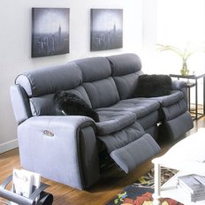 RS-11491-PRCS-3S2UA  Double Reclining Sofa w/ Power 리클라이너 소파