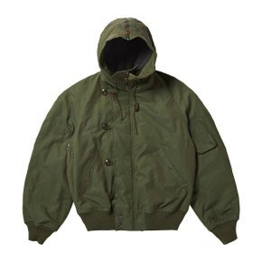 WILLIAM PARKA GREEN