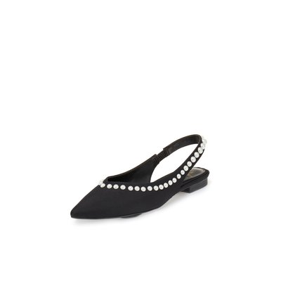 Claire sling back(black)_DG2DX19016BLK