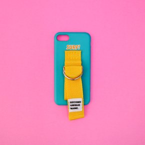 SUN CASE SKYBLUE YELLOW (WORD)