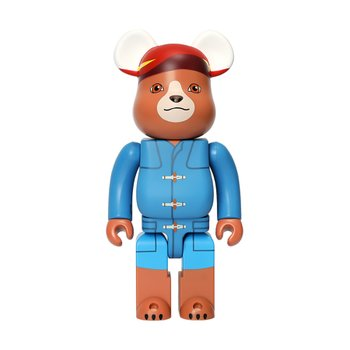400% BEARBRICK PADDINGTON