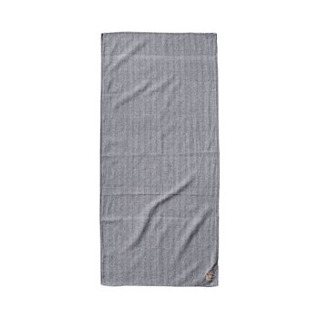BATH TOWEL Small Black