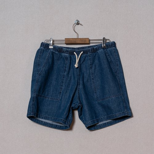 [LA PAZ/라파즈] 20PS FORMIGAL BEACH SHORTS DENIM