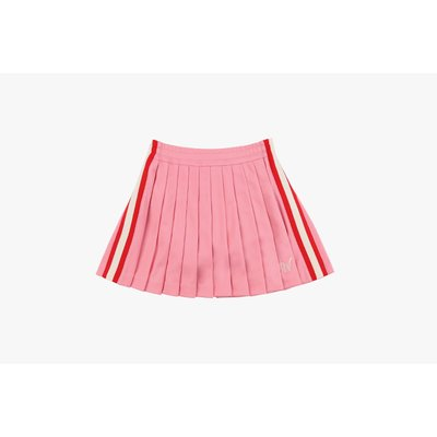 [40% SALE] Pleated jersey mini skirt