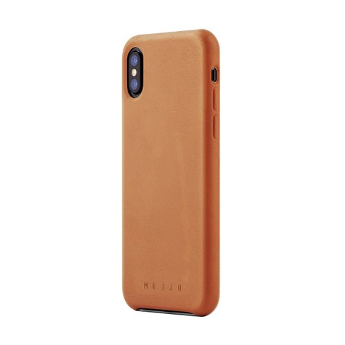 Leather Case for iPhoneX TAN