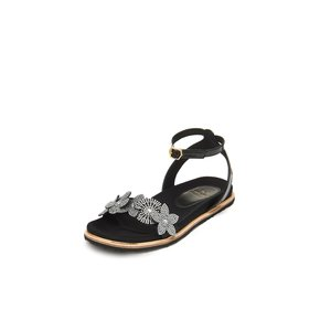 Minimarch sandal(black&white) DG2AM19019BWX