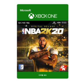 XBOX  NBA 2K20: DIGITAL DELUXE
