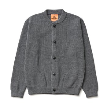 SKIPPER JACKET GREY