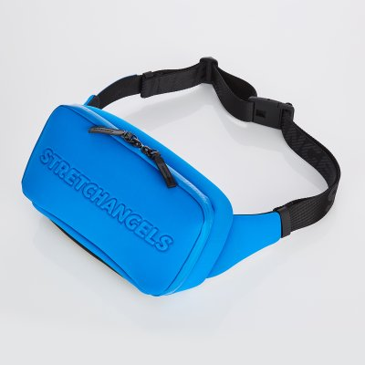 스트레치엔젤스[N.E.O] Round SQ belt bag (Blue)