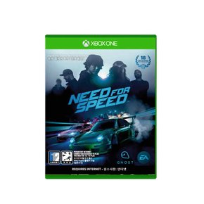 [XBOX ONE]니드 포 스피드 /NEED FOR SPEED