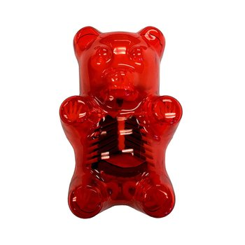 XXRAY Bear Jelly Red