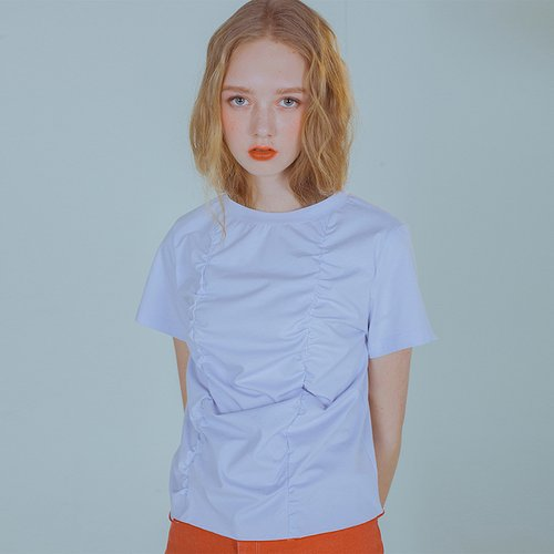 Flow t-shirt_lavender grey