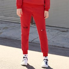 (PT-0022)KNEE POINT PANTS RED