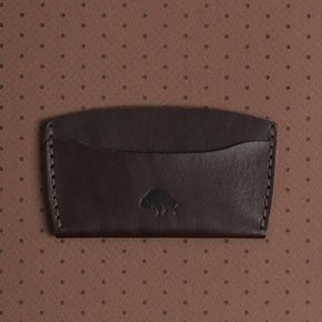 [에스라아서]No.3 Wallet - Brown